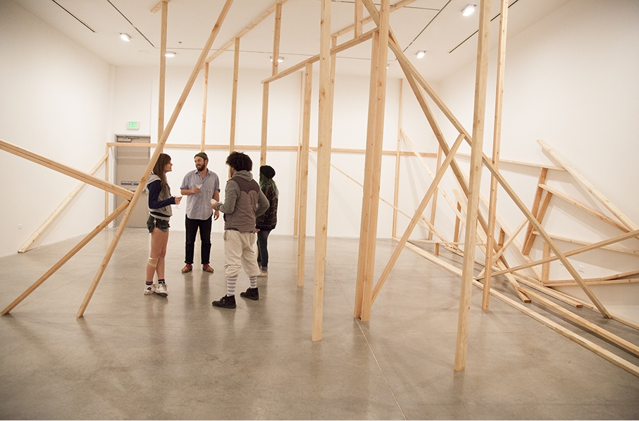 Eric Sarbach Installation 2013 2