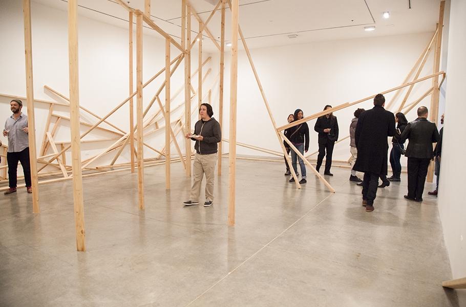 Eric Sarbach Installation 2013 3