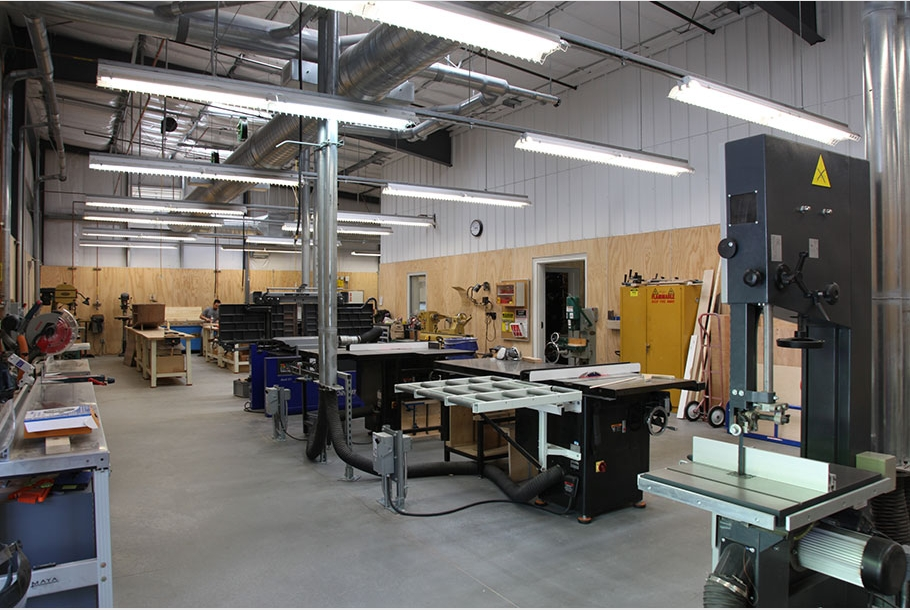 Wood and Metal Shops | Otis College of Art and Design