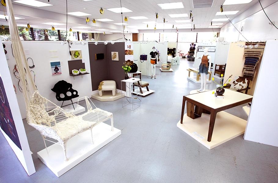 Product design exhibition otis college of art and design - Interior design students for hire ...