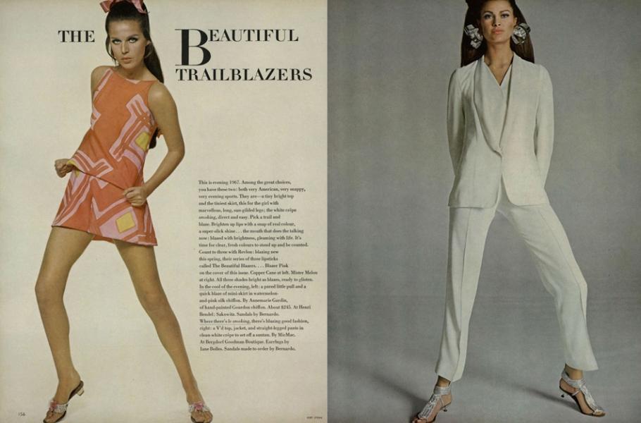 Fashion spread