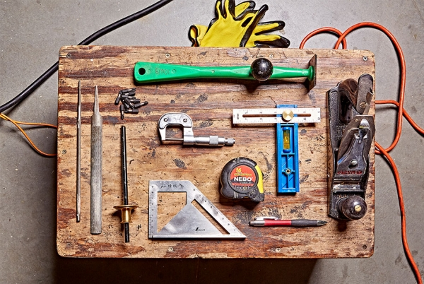 Andrew Armstrong's favorite tools